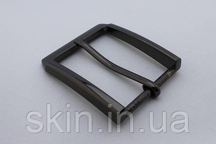 Пряжка ременная, ширина - 40 мм, цвет - черный, артикул СК 5507, фото 2
