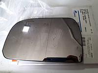 Скло зеркала бок. Hyundai Tucson з04-10р лів. елек. з підігр. (Tempest) <полотно>