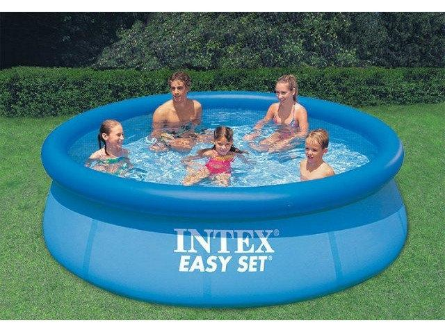 Басейн Intex Easy Set (28122) 3.05m×76cm