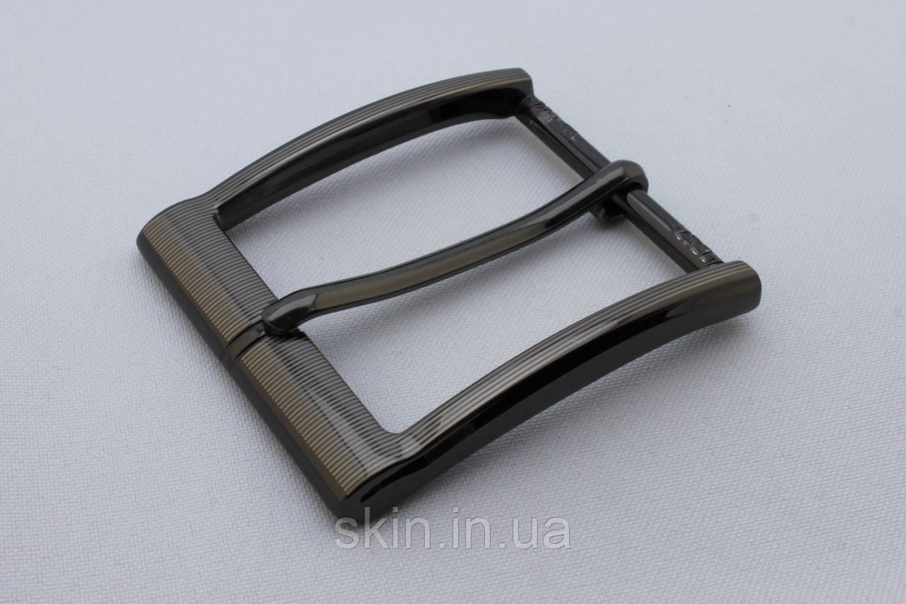 Пряжка ременная, ширина - 40 мм, цвет - сатен, артикул СК 5508