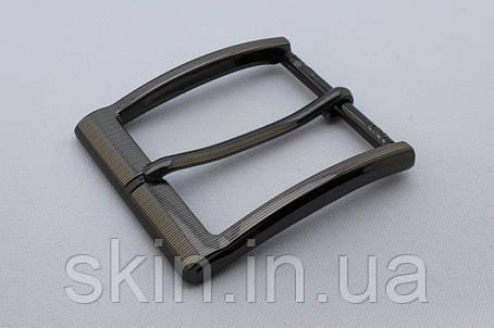 Пряжка ременная, ширина - 40 мм, цвет - сатен, артикул СК 5508, фото 2