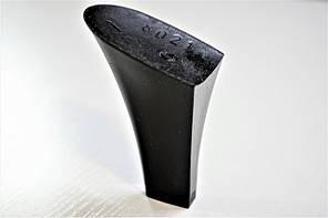 Каблук женский пластиковый 8021 р.1-2  h-7,8-8,1 см., фото 2
