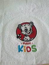 Махровые  полотенца с логотипом