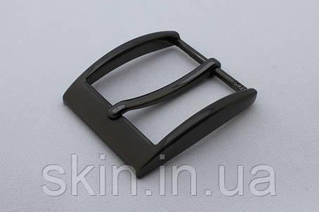 Пряжка ременная, ширина - 35 мм, цвет - черный, артикул СК 5515, фото 2