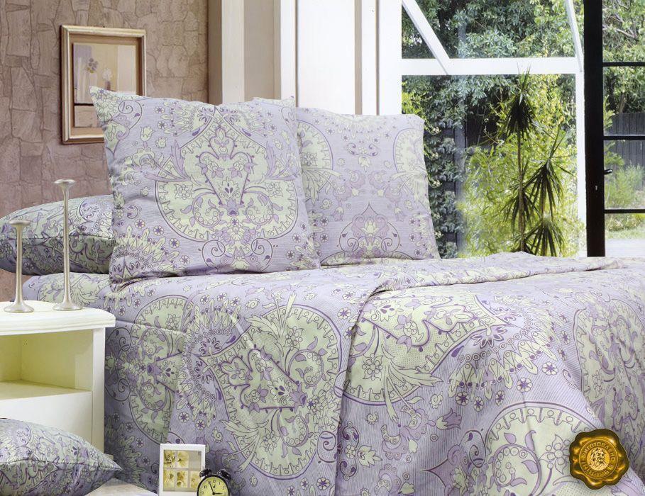 Комплект постельного белья Двуспальный, Бязь-100% хлопок (2-х сп.ЕТ0628)