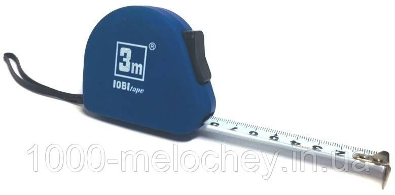 Рулетка измерительная с фиксатором JOBI tape 3m*19mm