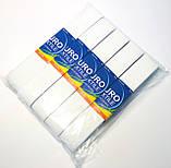 Резинка для одежды EuroTextile ( 30mm/5m) белая, тесьма эластичная, фото 2