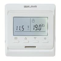 Терморегулятор для теплої підлоги Heat Plus M6.716 W