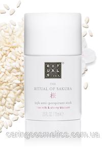 "Rituals. Дезодорант антиперспирант стик ""Sakura"". 75 ml. Производство Нидерланды."