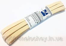 Білизняна гумка бежева ( 3m/24шт.), тасьма еластична
