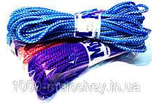 Мотузка кольорова D=6mm, 15m