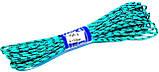 Веревка цветная плетеная D=3mm, 15m, фото 2