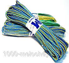 Білизняна мотузка D=5mm кольорова, 20m