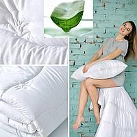 Одеяло с пропиткой Aloe Vera летнее 140*210