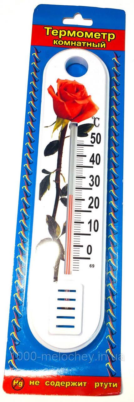 Термометр кімнатний Квіточка