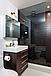 Стеклянная перегородка в ванную комнату Coral, фото 3
