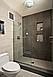 Стеклянная перегородка в ванную комнату Coral, фото 4