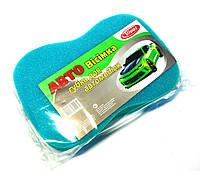 Губка для мытья авто Большая восьмерка