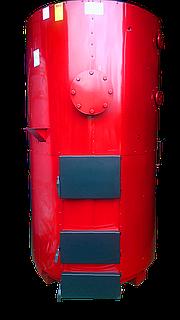 Парогенератор САН на твердом топливе мощностью 65/100 кВт/кг