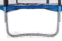 Батут Atleto 252 см с сеткой , фото 2