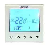 Терморегулятор для теплої підлоги Heat Plus BHT 321 W