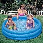 Надувной бассейн Intex 58426 Синий кристал 147х33 см
