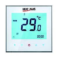Терморегулятор для теплої підлоги Heat Plus iTeo4 W