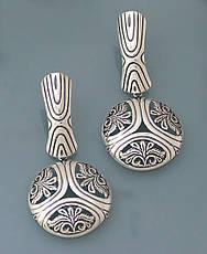 Серьги из серебра 925 пробы ., фото 3