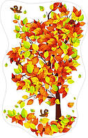 С. Пізн. 74,020 Елемент Дерево осінь