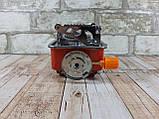 Портативная газовая горелка туристическая MA-100 ( газовая конфорка переносная ), фото 7