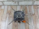 Портативная газовая горелка туристическая MA-100 ( газовая конфорка переносная ), фото 2