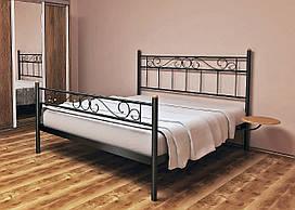 Кровать Эсмеральда-2. Кровать металлическая. Метакам.