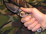 Нож VULCAN, F36 (Dwaine Carrillo), фото 7
