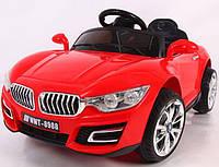 Электромобиль детский Z4 с пультом управления красный (9011)