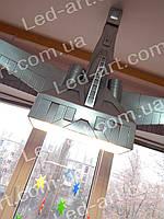 """Светодиодный светильник """"Звездолет"""" 850 х 700 мм  40 Вт LED-ART- 40"""