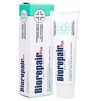 Зубная паста Biorepair plus protezione totale Профессиональная защита и восстановление 75 мл