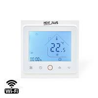 Терморегулятор для теплої підлоги Heat Plus BHT-002W