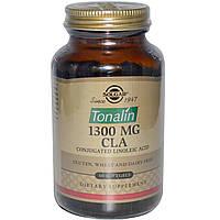 Конъюгированная линолевая кислота, Solgar (Солгар), 1300 мг, 60 капсул