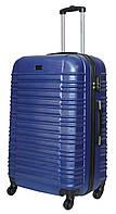 Валіза велика на 4-х колесах Vip Collection Nevada 28  Синя
