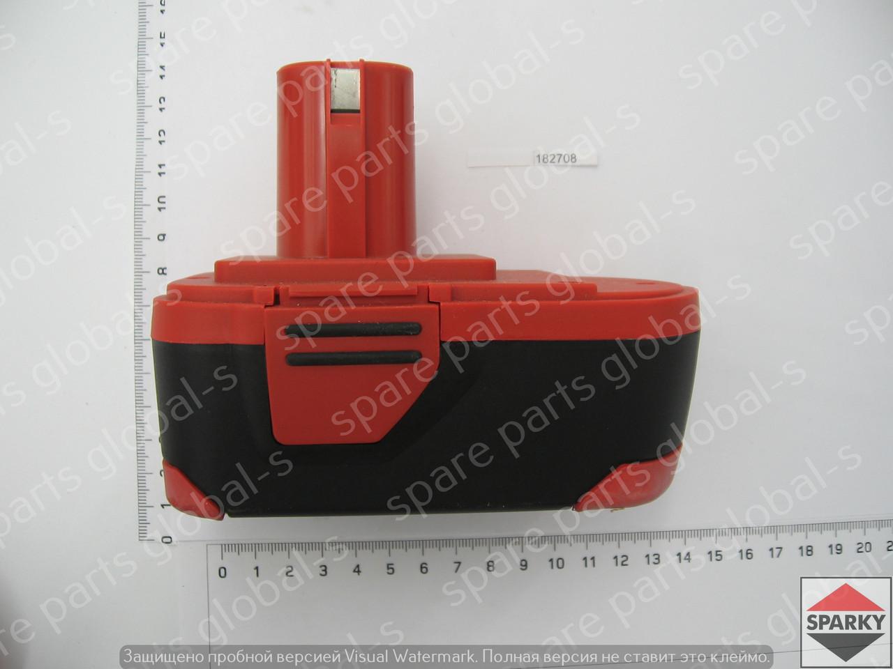 182708 Аккумуляторная батарея  BUR2 18E SPARKY