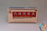 Лю Вэй Ди Хуан Вань - общеукрепляющее, улучшает память, при заболеваниях почек Liu Wei Di Huang Wan, фото 5