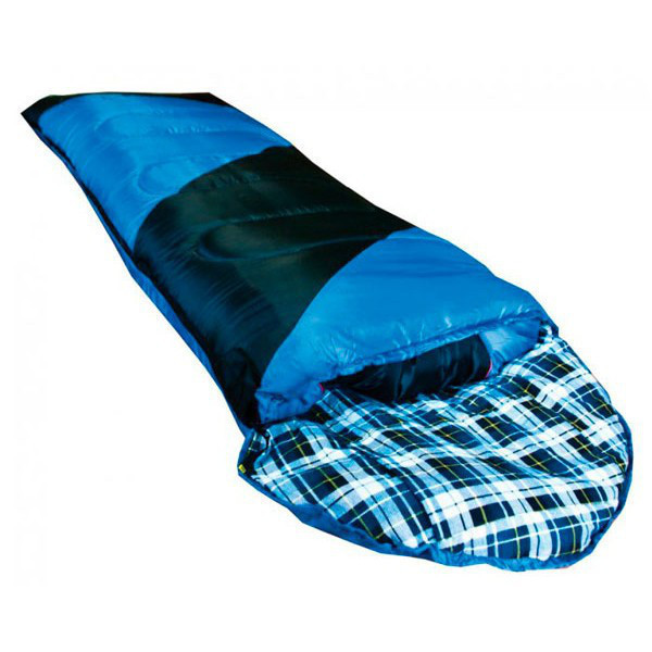 Спальный мешок Tramp Balaton TRS-044-L (Индиго/черный) L