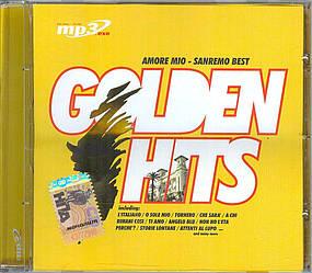МР3 - Диск Golden Hits - San-Remo Best