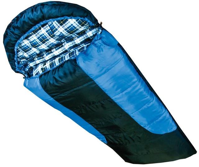 Спальный мешок Tramp Balaton TRS-044-R (Индиго/черный) R