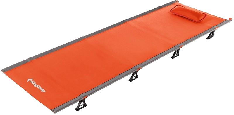 Раскладушка KingCamp Ultralight Camping Cot (KC3986) Orange