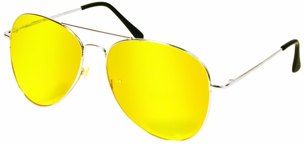 Очки для водителей | Антибликовые очки |  Очки ночного видения Night View Glasses