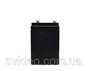 Аккумулятор 12В 7А/ч Trinix , не обслуживаемый, Свинцово-кислотный, фото 2