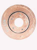 Тормозной диск передний Hyundai Tucson, фото 1
