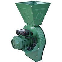 Зернодробилка MasterKraft ИЗКБ 4000ВТ
