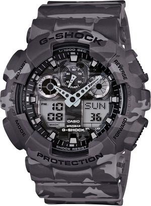 Мужские часы Casio GA-100CM-8AER